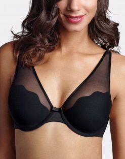 WonderBra Perfect Curves and Natural Lift Underwire Bra