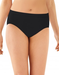 Bali Seamless All-Over Smoothing Hi-Cut Brief