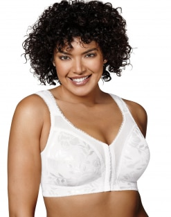 Playtex Front-Close with Flex Back Wirefree Bra